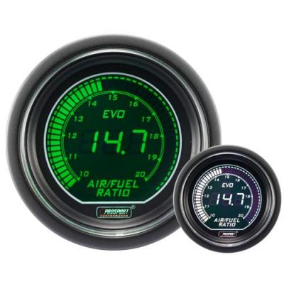 Manomètre ProSport Richesse Air Essence 52mm - AFR