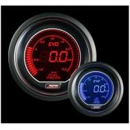 ProSport Fuel Pressure Gauge 52mm - EVO - White/Green