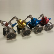 SARD Adjustable fuel pressure regulator
