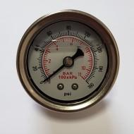 Adaptador para manómetro de presión de combustible