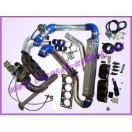 Kit turbo F4R 2.0L 16S - stage 1, 2 et 3