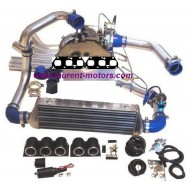 Turbo kit Stage 1 - R32 and V6 24S