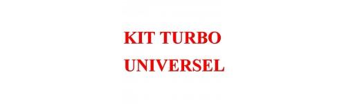 Turbo kit UNIVERSAL