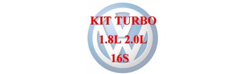 Turbo kit VW 1.8L et 2.0L 16S