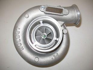 Turbo performance Holset
